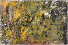 "Printemps, 1948, Oil on panel, 4'' x 6''<span class=""sold"">sold</span>"